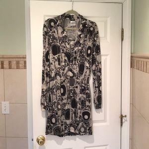 Chanel silk dress 38. 8